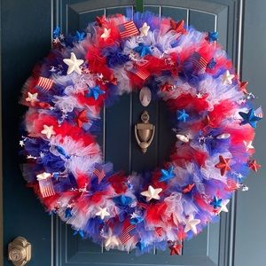 Other - Wreath for month of July ! 🇺🇸♥️